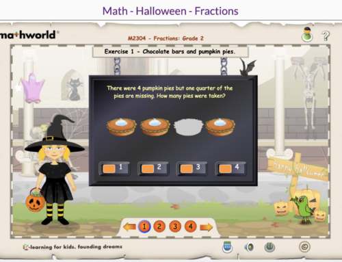 Differentiated Lessons with a Little Halloween Fun!